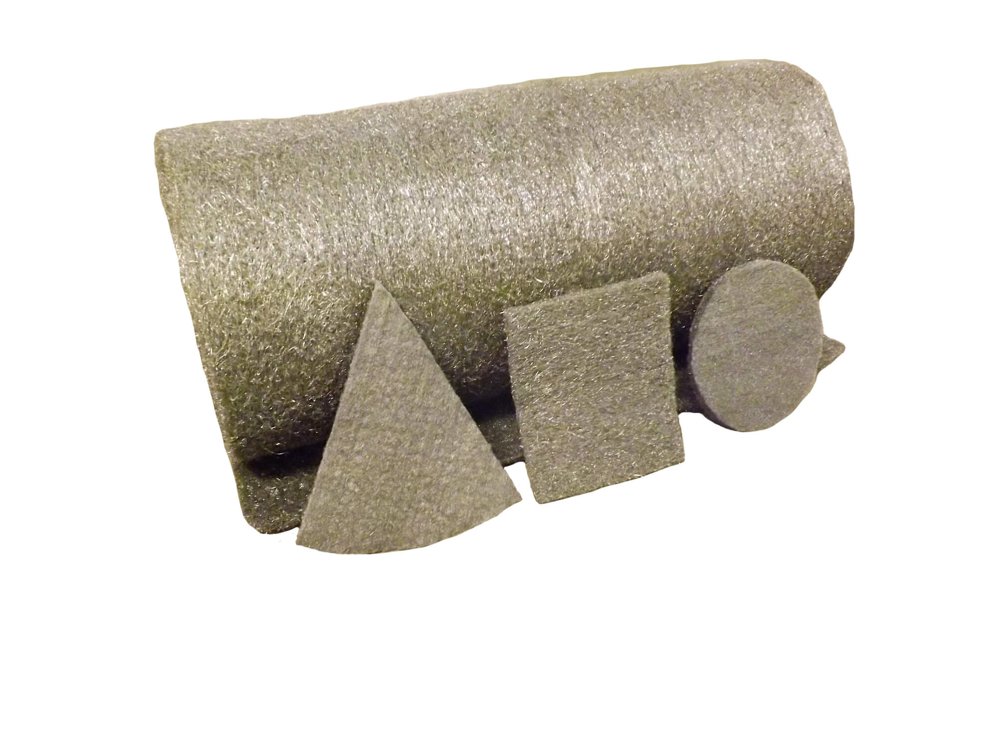 Texsteel blanket international steel wool inc for Steel wool insulation