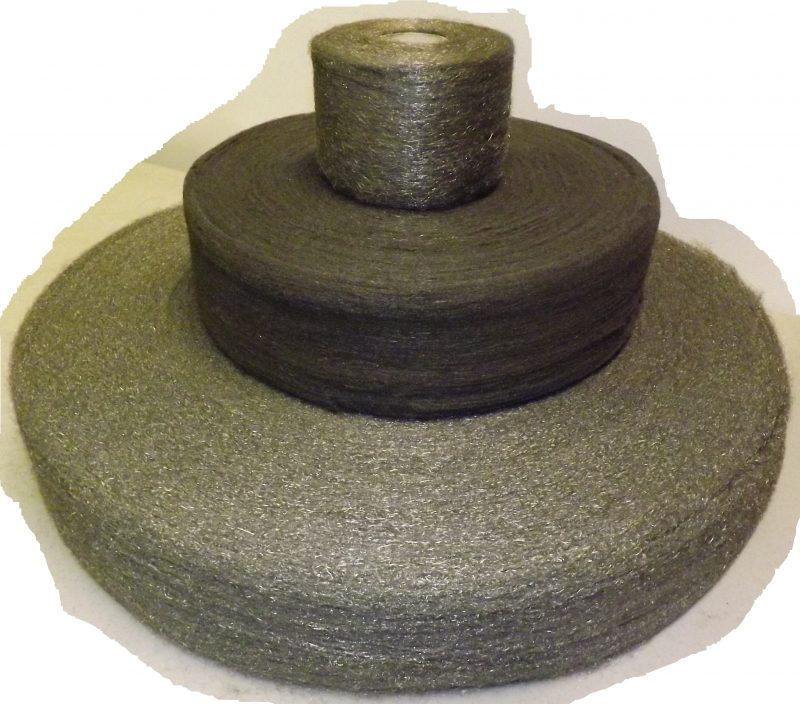 Elephant brand steel wool rolls hand pads for Steel wool insulation