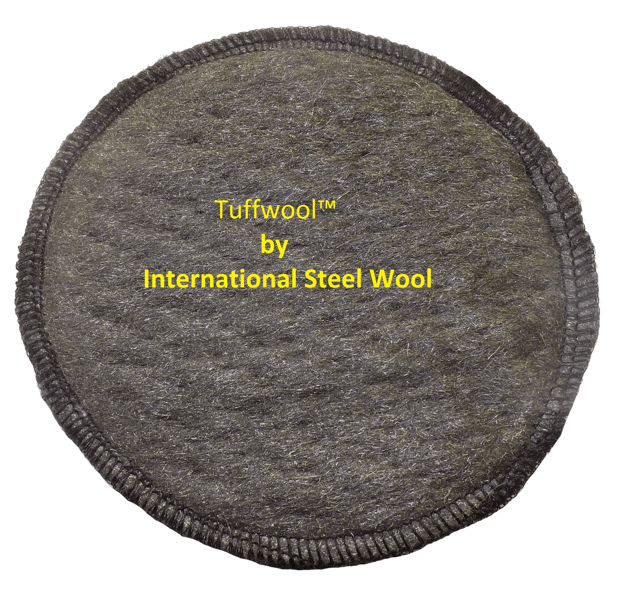 Tuffwool Steel Wool Polishing Pads